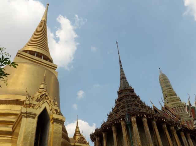 タイ王宮 シャムの国
