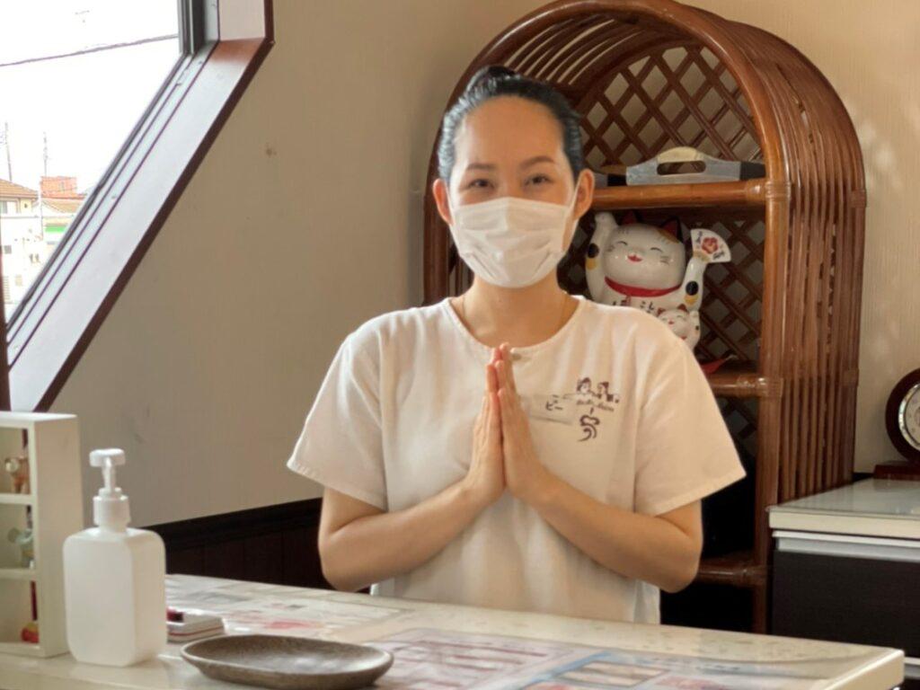 タイ女性のあいさつ「サワディー・カー」|茨城県鹿嶋市・神栖市「シャムの国」 マッサージファンに人気!